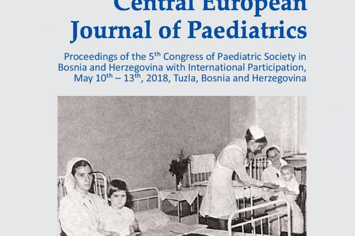Central European Journal of Faediatrics
