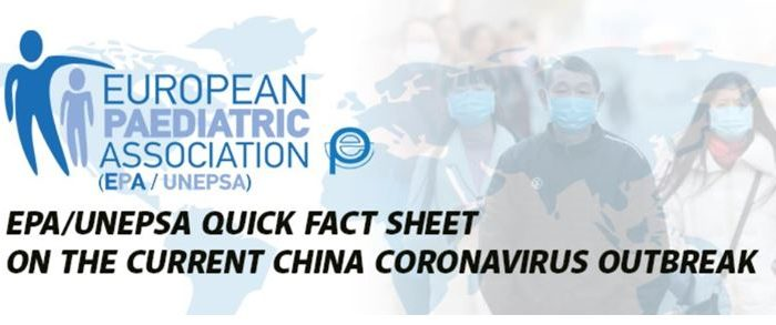 EPA/UNEPSA QUICK FACT SHEET ON THE CURRENT CHINA CORONAVIRUS OUTBREAK