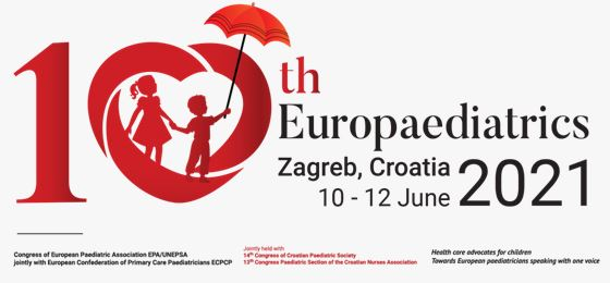 POSTPONED due to Covid-19: 10th Europaediatrics Congress, Zagreb, Croatia