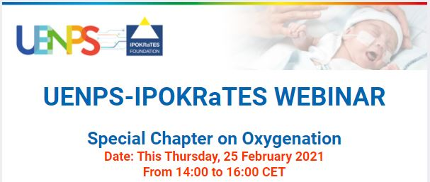 UENPS-IPOKRaTES WEBINAR – Special Chapter on Oxygenation